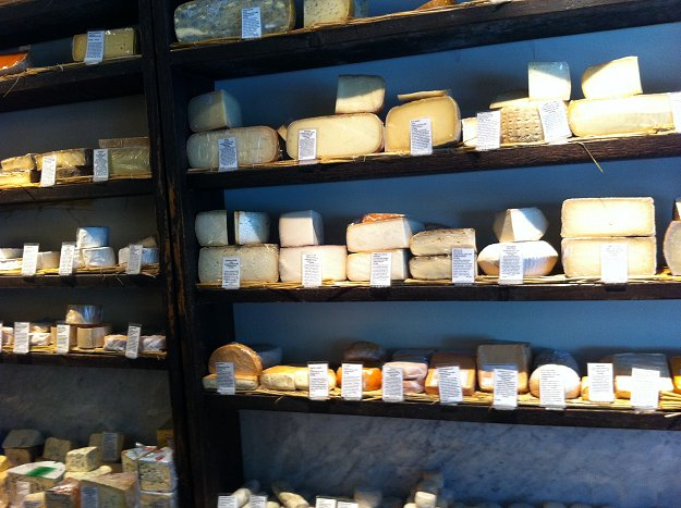 La Fromagerie - Londen